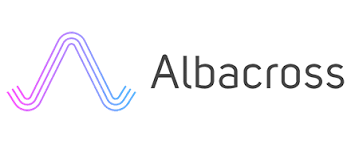 Logo of Albacross, one of the sales tools