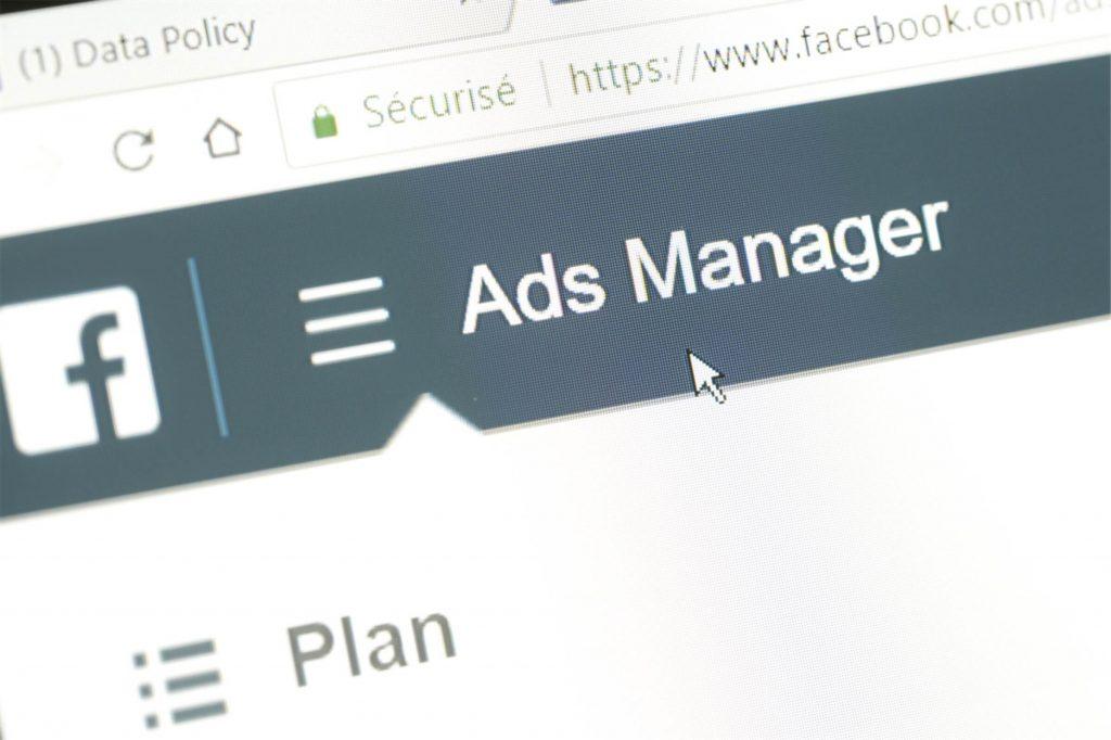 Ads Manager, Facebook's digital advertising management platform