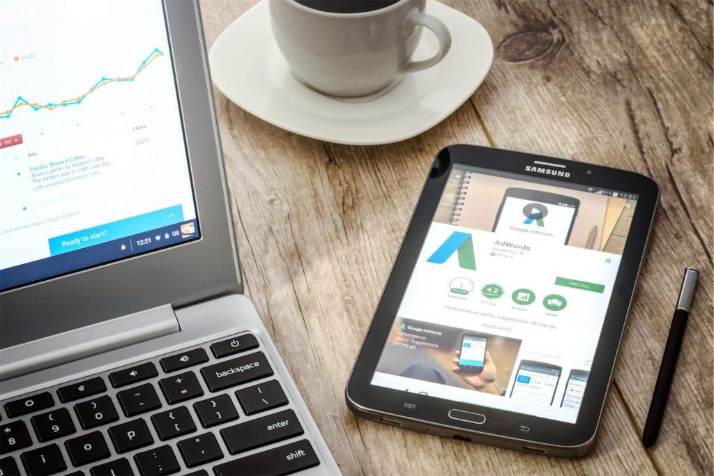 Adwords, Google's digital advertising management platform